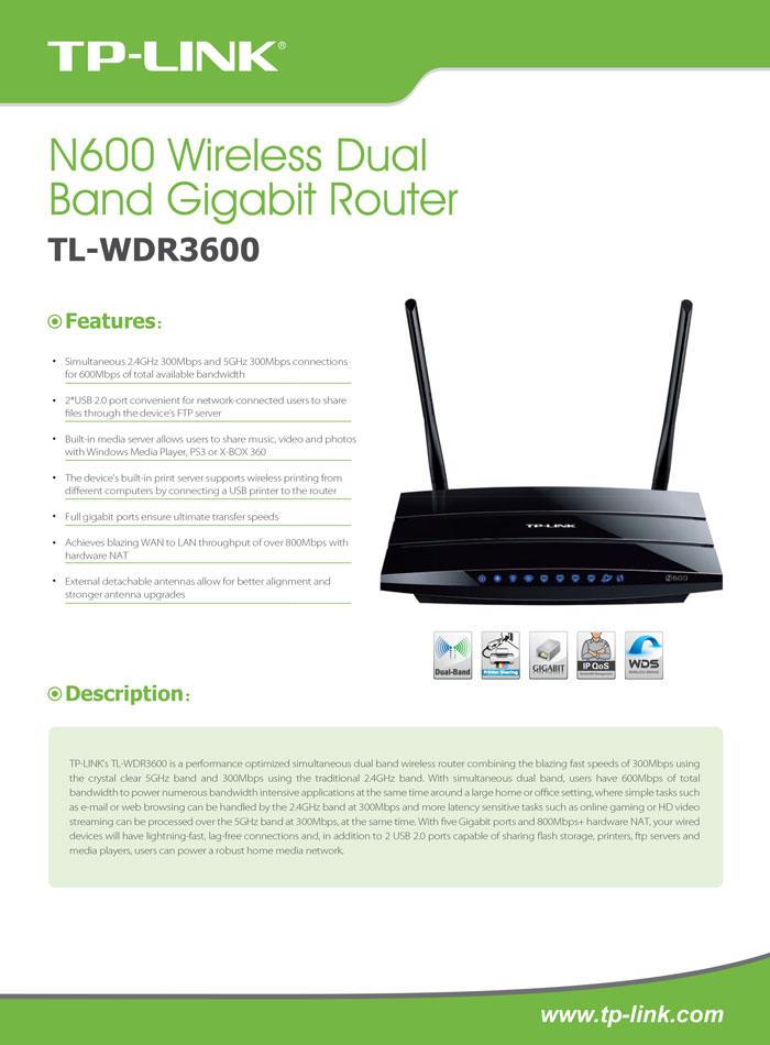 TL-WDR3600_V1_datasheet-1